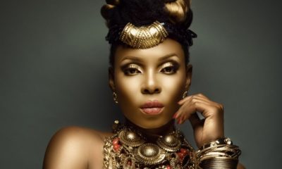 Yemi Alade blast Lagos state government over relief packages distributed in the state
