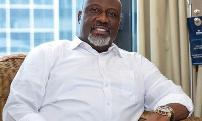 People in the village now scared of people who return from abroad -Dino Melaye