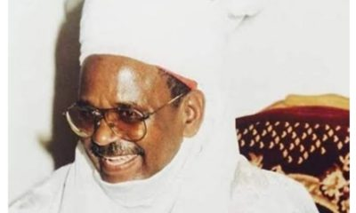 Emir of Jere dies at 70
