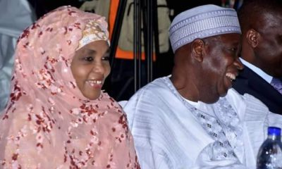 COVID-19: Governor Ganduje, wife test negative