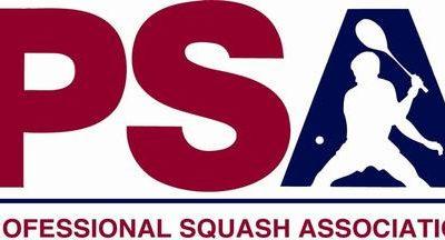PSA world ranking frozen