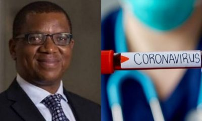 COVID-19: I have found a cure, I challenge any health institution to bring any patient- Nigerian professor
