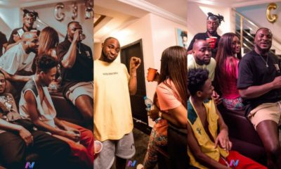 COVID-19: Could Davido be chasing clouts? Chioma showing no symptoms, 31 others tested negative (details)