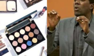 Never marry a woman you have not seen without makeup- Reno Omokri advises men