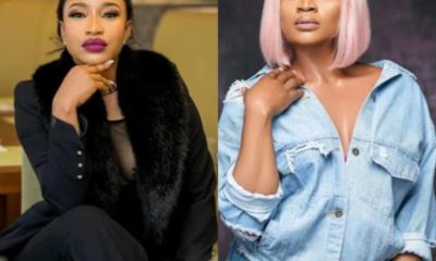 You are nothing but an Ant feeling like a Butterfly, Actress Uche Ogbodo slams Tonto Dikeh