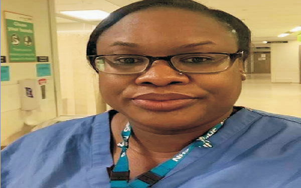 Thank God COVID-19 didn't kill me while I was trying to save others- Infected nurse shares her experience