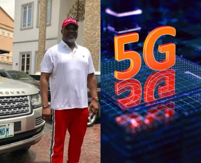 I have received two international calls threatening me to back off on 5G – Dino Melaye claims