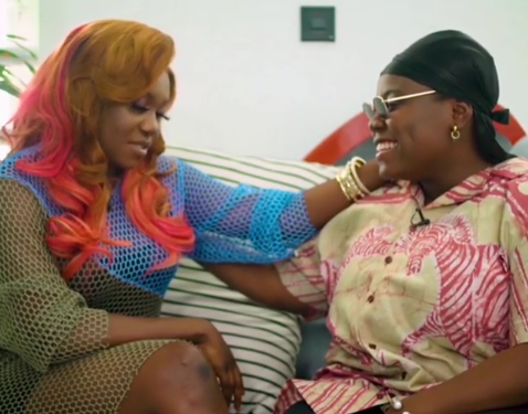 Sibling drama: Niniola denies Teni entry into her house over Covid-19 fears
