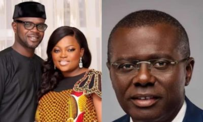 Covid-19: Arrest journalists, security operatives in court during Funke Akindele's trial- Celebrities tell Sanwo-Olu (video)