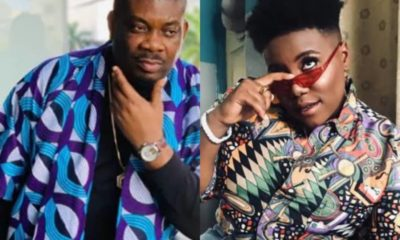 I have a huge crush on Don Jazzy, Teni reveals