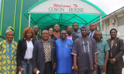4,500 Nigerian musicians to get N11,000 each as coronavirus relief fund from COSON