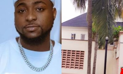Wedding bells chime: Davido buys house for crew members (photos)