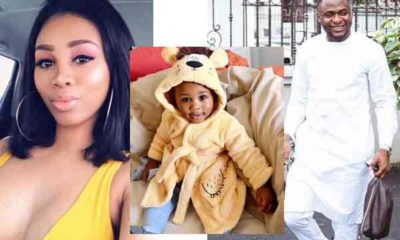 Ubi Franklin's third baby mama calls him out, says he's an irresponsible father