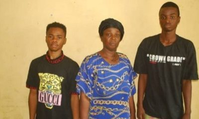 Police arrests mother, son for allegedly attempting to sell four-year old boy in Niger