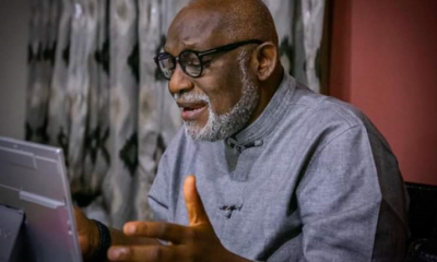 Akeredolu sacks aide for wilful neglect of duty