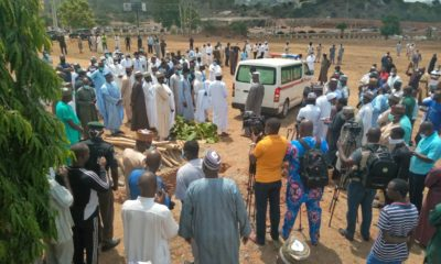 Abba Kyari's burial: Should we have invited soldiers to flog crowd- Presidency