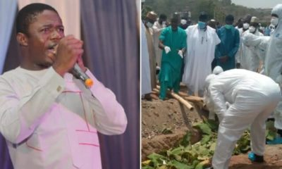 I can raise Abba Kyari from the dead – Nigerian pastor