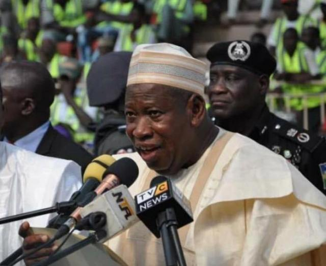Ganduje criticizes FG's report on 979 unexplained deaths in Kano