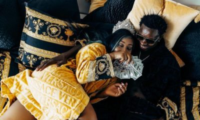 You are doomed if you cheat on me- Rich Neega warns Victoria Kimani