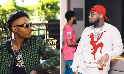 Lockdown: Davido, Wizkid collaborate with international stars