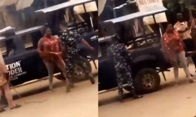 Osun: NPF dismisses officers recorded in video assaulting woman