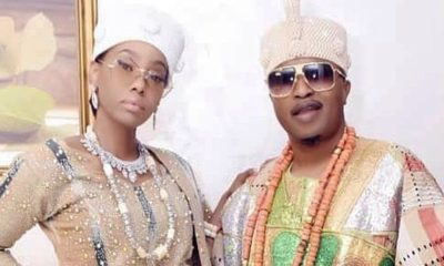 I suffered with him, but he chose to disgrace me, says Oluwo's estranged queen, Chanel Chin