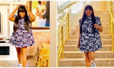 Funke Akindele goes spiritual after arrest, conviction