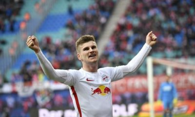 Transfer: Liverpool offers German striker, Timo Werner five-year contract
