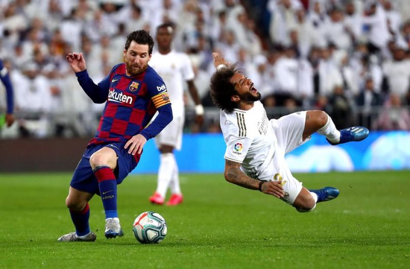 Covid-19: Barcelona and Real Madrid players undergo virus testing