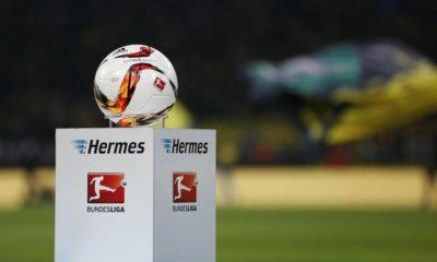 Bundesliga set to return in May