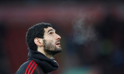 Football: Fellaini, Witsel's cash helps save Standard Liege