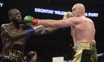 No chance of Fury fighting Wilder behind closed doors- Promoter
