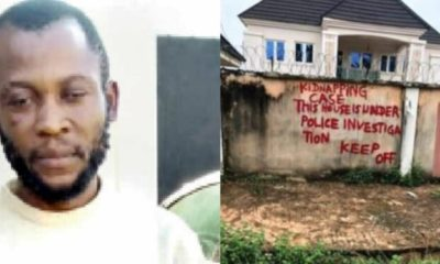 I helped E-money kidnap rich people but he left me poor – Arrested suspect