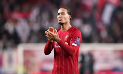 EPL: Why Van Dijk snubbed Manchester City for Liverpool