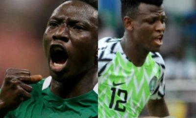 Europe: Eagles stars Etebo, Shehu resume training