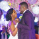 1st wedding anniversary: I am the happiest man alive to have married you- John Dumelo praises wife, Gifty