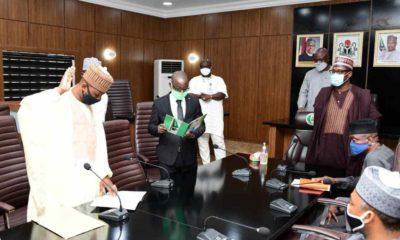 Niger swears in Magama LG chairman