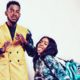 Adekunle Gold shares adorable picture with his pregnant wife, Simi