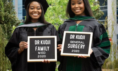 Mother and daughter graduate with medical degrees on the same day