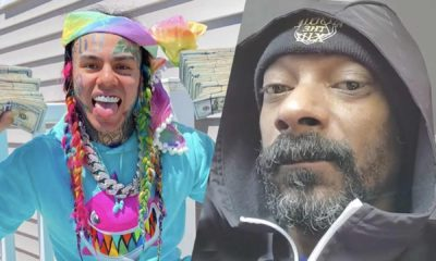 Snoop Dogg blasts Tekashi 6ix9ine after he calls him a 'snitch'