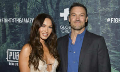 Actor Brian Austin Green confirms split from Megan Fox