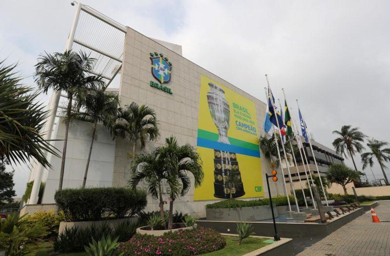 Brazilian football may restart in June, CBF says