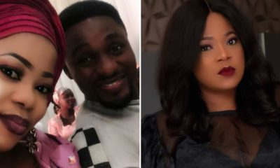 I never cheated on my ex-wife, Toyin Abraham with her colleague Seyi Edun – Actor Adeniyi Johnson