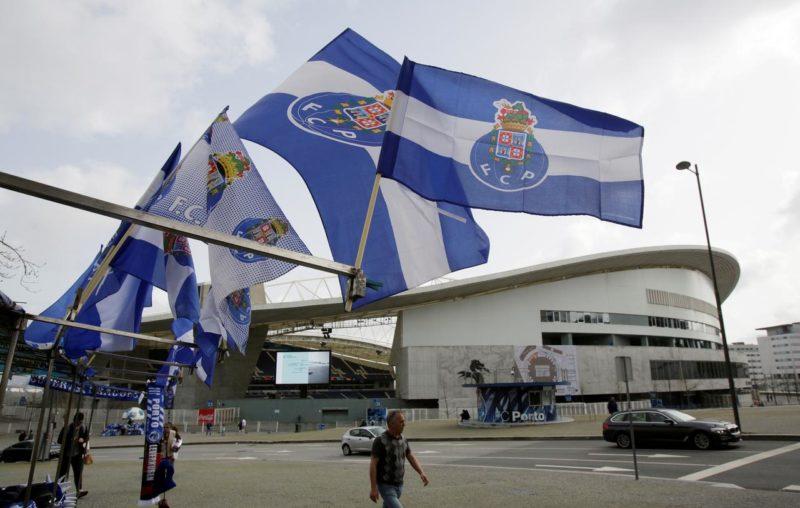 Portugal approves nine stadiums for league restart