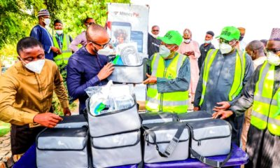 COVID-19: Firm donates 10 ventilators, PPE to Kano