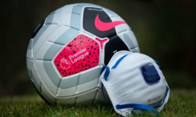 Covid-19: Two people from different EPL clubs tests positive