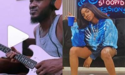 #Duduke challenge: Simi reveals plans to work with talented guitarist who remixed her hit track (video)