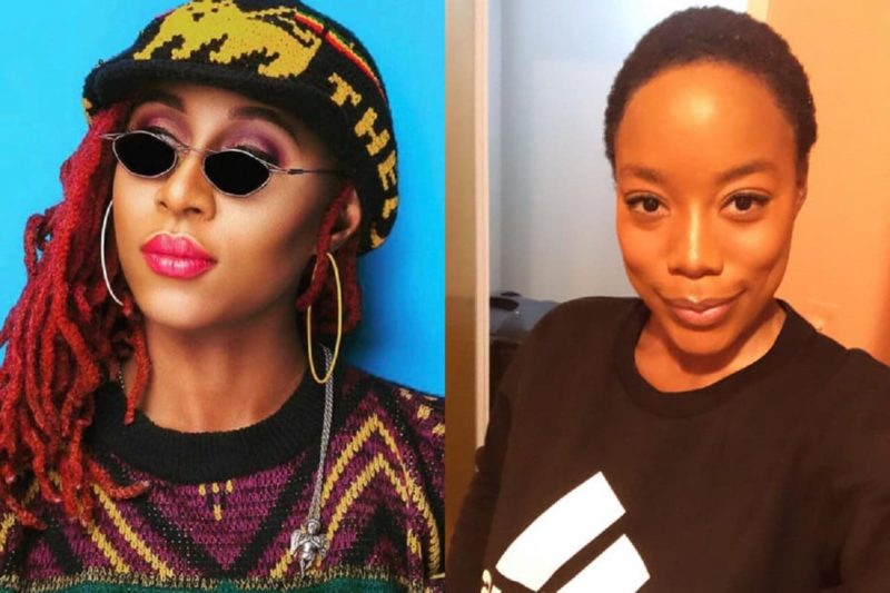 Your nasty attitude and pride destroyed your career, stop seeking sympathy with your lies- Cynthia Morgan's ex-manager lambastes her