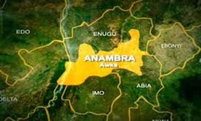 Anambra auto crashes: 14 escape death, baby and others sustain injuries