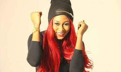 I can't wait to drop records for you all, Cynthia Morgan tells fans